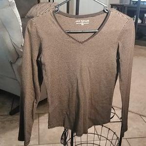 XS Ann Taylor long sleeve shirt